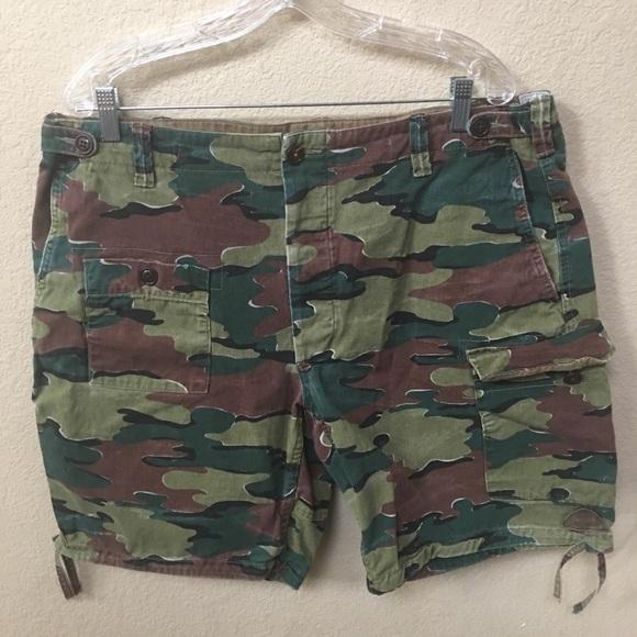 Camo Lauren Shorts Lauren Ralph Ralph Camo Shorts Ralph drBeCoWx